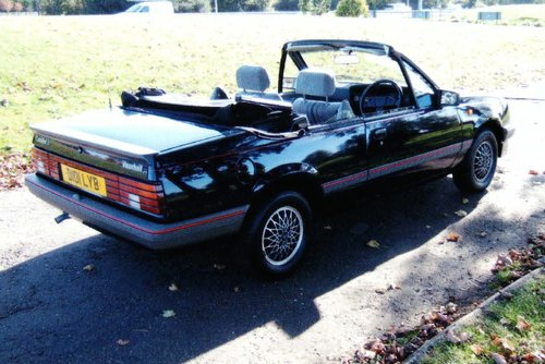 1986 Vauxhall Cavalier  For Sale (picture 3 of 6)