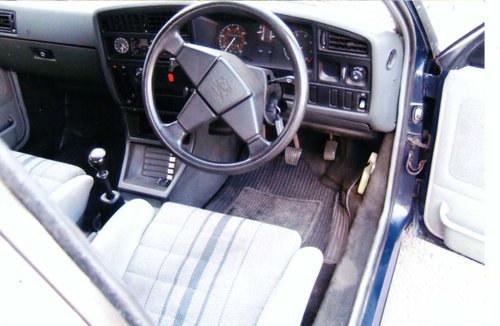 1986 Vauxhall Cavalier  For Sale (picture 4 of 6)