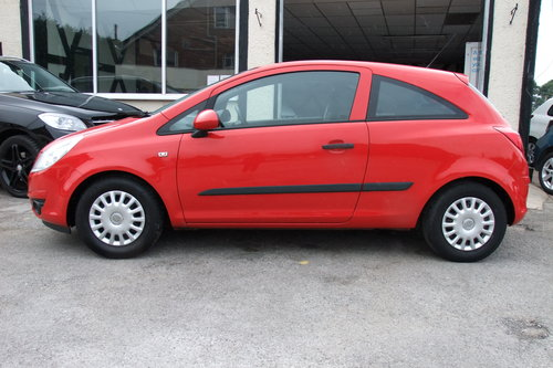 2007 VAUXHALL CORSA 1.0 EXPRESSION 3DR SOLD (picture 2 of 6)