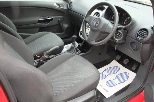 2007 VAUXHALL CORSA 1.0 EXPRESSION 3DR SOLD (picture 6 of 6)
