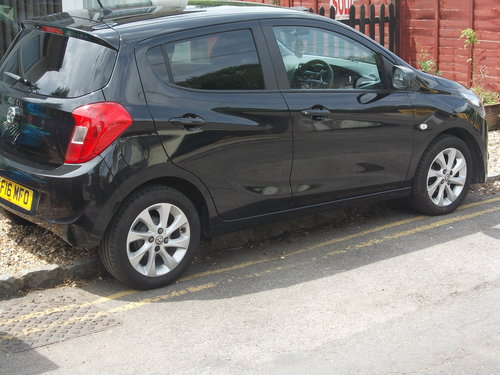 VAUXHALL VIVA 2016 ONLY 9500 MILES For Sale (picture 2 of 6)