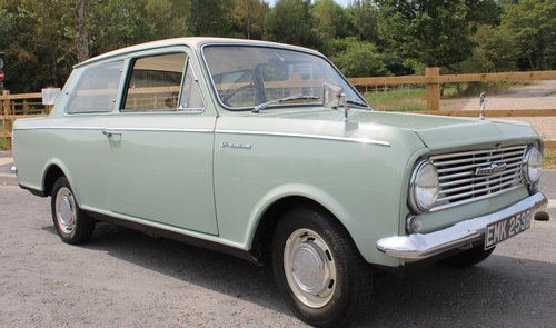 1964 Vauxhall Viva HA Deluxe 36,000 miles , Believed Correct SOLD (picture 1 of 6)