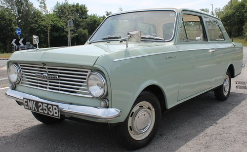 1964 Vauxhall Viva HA Deluxe 36,000 miles , Believed Correct SOLD (picture 2 of 6)