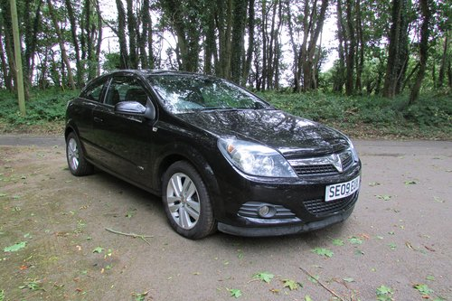 2009 Vauxhall Astra SXI SOLD (picture 1 of 6)