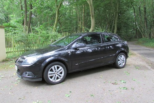 2009 Vauxhall Astra SXI SOLD (picture 2 of 6)