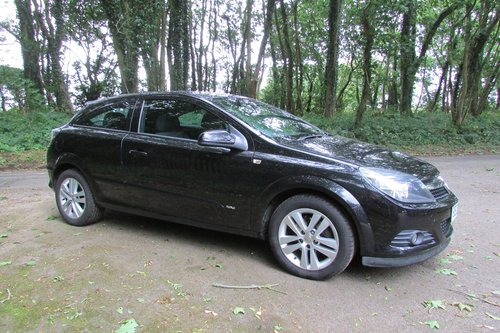 2009 Vauxhall Astra SXI SOLD (picture 3 of 6)