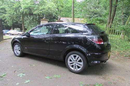 2009 Vauxhall Astra SXI SOLD (picture 4 of 6)