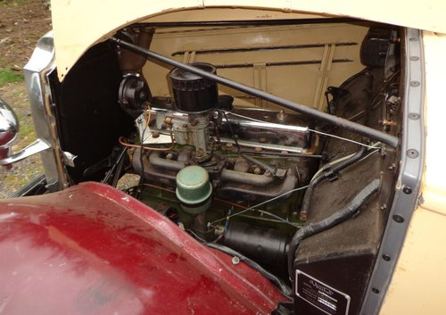 1936 Joseph  Holbrook Vauxh Suffolk Touring Saloon For Sale (picture 6 of 6)
