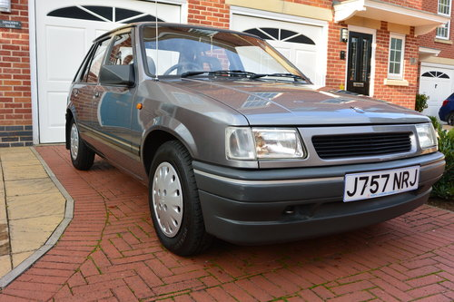 1992 Vauxhall Nova 1.2 Luxe SOLD (picture 1 of 6)