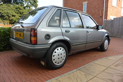 1992 Vauxhall Nova 1.2 Luxe SOLD (picture 2 of 6)