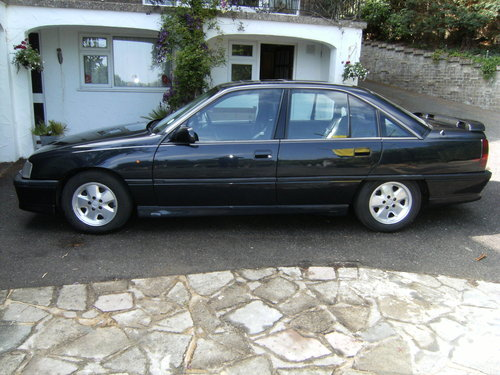 1991 Vauxhall Carlton M4000 GSI 24v For Sale (picture 1 of 6)