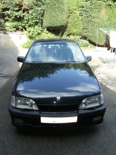 1991 Vauxhall Carlton M4000 GSI 24v For Sale (picture 2 of 6)