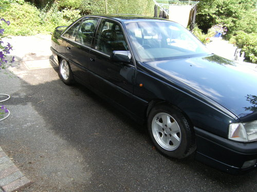 1991 Vauxhall Carlton M4000 GSI 24v For Sale (picture 3 of 6)