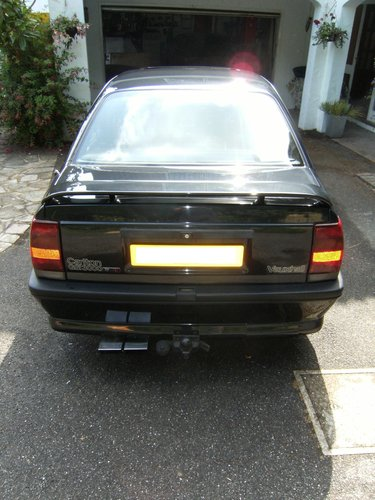 1991 Vauxhall Carlton M4000 GSI 24v For Sale (picture 4 of 6)