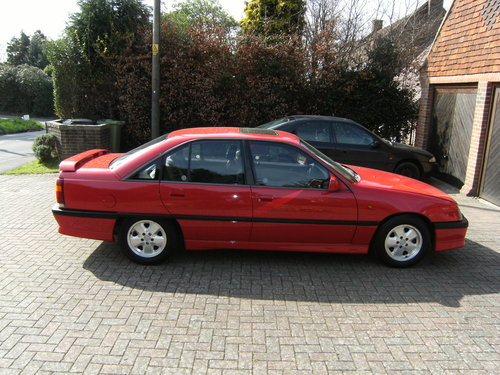 1988 Vauxhall Carlton 3000 GSI 12v For Sale (picture 1 of 6)