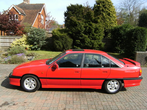 1988 Vauxhall Carlton 3000 GSI 12v For Sale (picture 2 of 6)