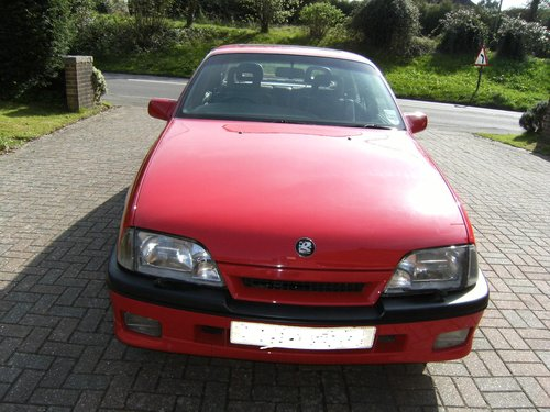 1988 Vauxhall Carlton 3000 GSI 12v For Sale (picture 4 of 6)