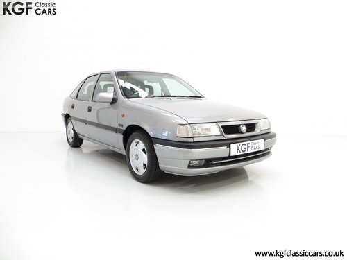 1995 Vauxhall Cavalier Mk3 2.0i GLS 16v, 33,909 Miles and 1 Owner SOLD (picture 1 of 6)