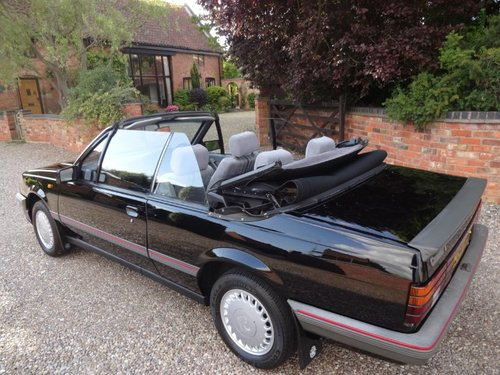 Vauxhall Cavalier 1.8 Cabriolet Mark 2 SOLD (picture 3 of 6)