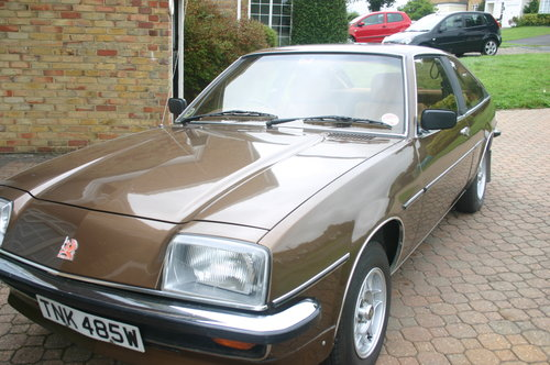 1981 Vauxhall cavalier 2.0 gls sports hatch SOLD (picture 3 of 6)