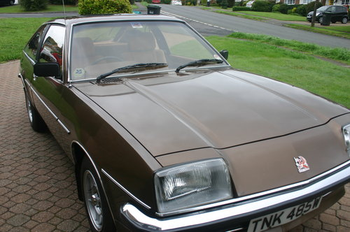 1981 Vauxhall cavalier 2.0 gls sports hatch SOLD (picture 4 of 6)