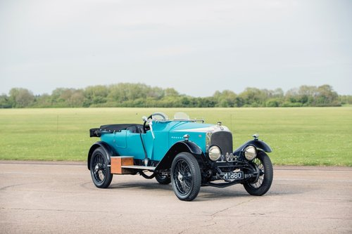 1922 VAUXHALL 30-98 E-TYPE VELOX OPEN TOURER For Sale (picture 1 of 6)