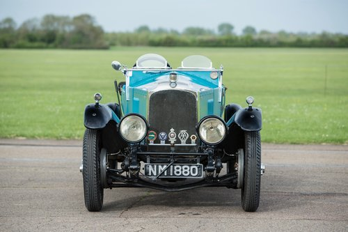 1922 VAUXHALL 30-98 E-TYPE VELOX OPEN TOURER For Sale (picture 2 of 6)