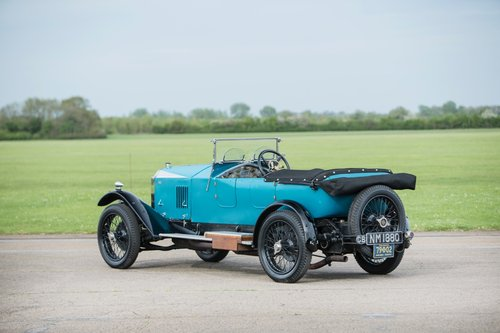 1922 VAUXHALL 30-98 E-TYPE VELOX OPEN TOURER For Sale (picture 3 of 6)