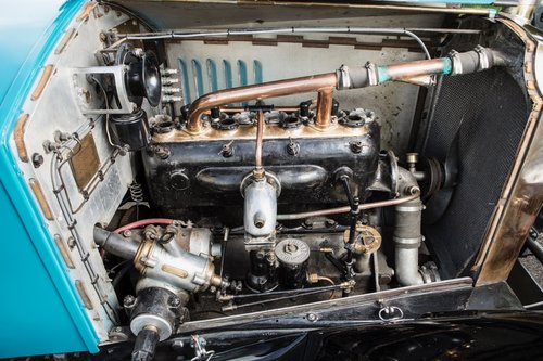 1922 VAUXHALL 30-98 E-TYPE VELOX OPEN TOURER For Sale (picture 6 of 6)