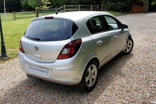 2012 Vauxhall Corsa SXI AC For Sale (picture 2 of 6)