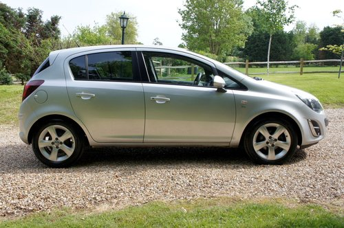 2012 Vauxhall Corsa SXI AC For Sale (picture 3 of 6)