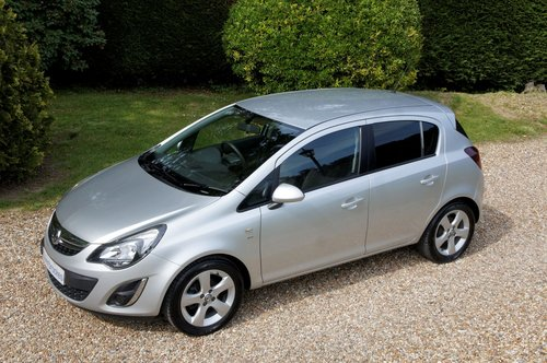 2012 Vauxhall Corsa SXI AC For Sale (picture 4 of 6)