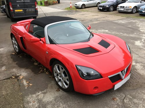 2006 Vauxhall VX220 Turbo REDUCED!! For Sale (picture 1 of 6)