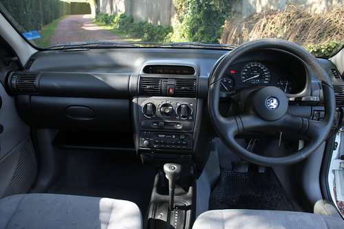 1997 A Unique Corsa 1.4i LS MkI Automatic With Just 10k Miles SOLD (picture 6 of 6)