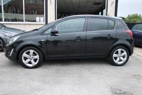 2012 VAUXHALL CORSA 1.4 SXI AC 5DR SOLD (picture 2 of 6)