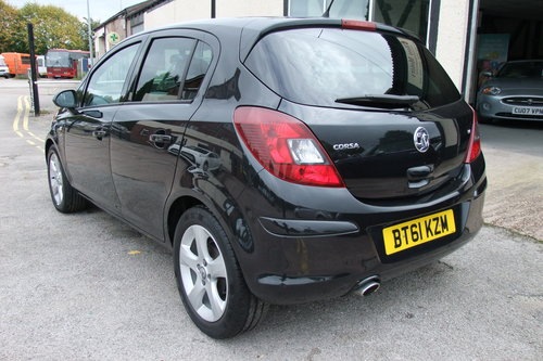 2012 VAUXHALL CORSA 1.4 SXI AC 5DR SOLD (picture 3 of 6)