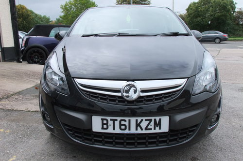 2012 VAUXHALL CORSA 1.4 SXI AC 5DR SOLD (picture 4 of 6)