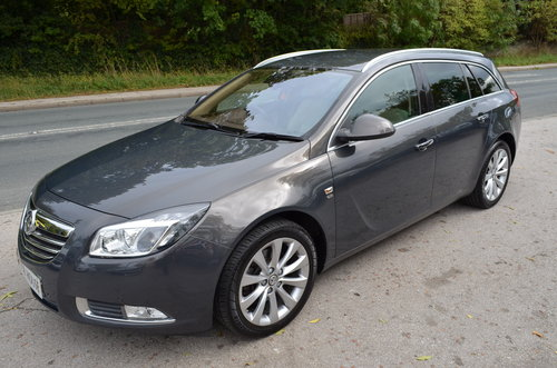 Vauxhall Insignia 2.0 CTDI ecoFLEX Elite Sport Tourer 2013 For Sale (picture 3 of 6)