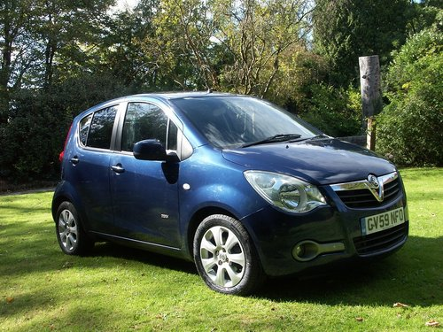2009 VAUXHALL AGILA DESIGN  SOLD (picture 2 of 6)