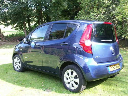 2009 VAUXHALL AGILA DESIGN  SOLD (picture 3 of 6)