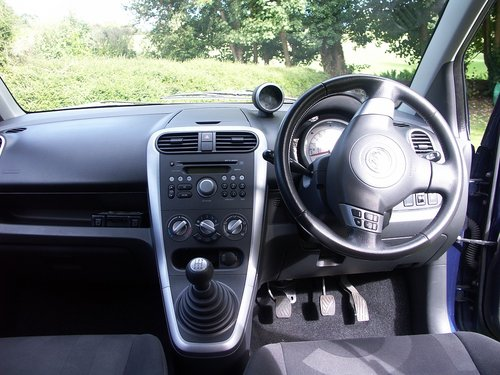 2009 VAUXHALL AGILA DESIGN  SOLD (picture 6 of 6)
