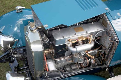 1925 Vauxhall 30/98 Wensum For Sale (picture 5 of 6)