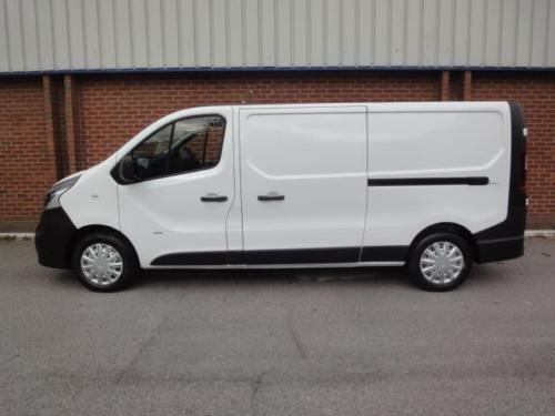2015 VAUXHALL VIVARO 2900 1.6CDTI 115PS H1 Van For Sale (picture 2 of 6)