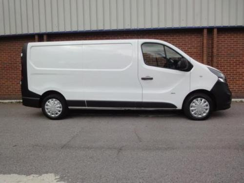 2015 VAUXHALL VIVARO 2900 1.6CDTI 115PS H1 Van For Sale (picture 5 of 6)