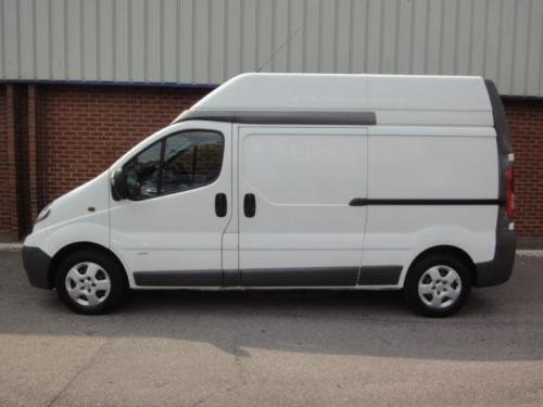 2012 VAUXHALL VIVARO 2.0 CDTI LWB High Roof Van 2.9t Euro 5 For Sale (picture 2 of 6)
