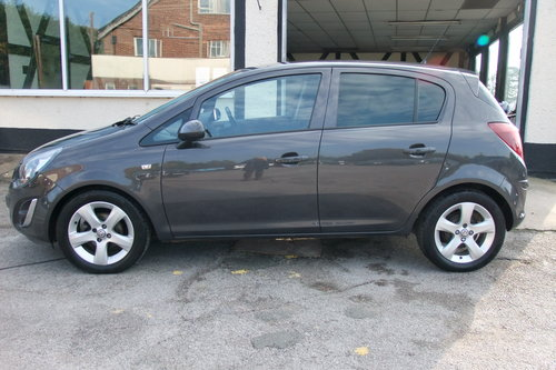 2013 VAUXHALL CORSA 1.4 SXI AC 5DR SOLD (picture 2 of 6)