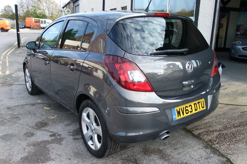 2013 VAUXHALL CORSA 1.4 SXI AC 5DR SOLD (picture 3 of 6)