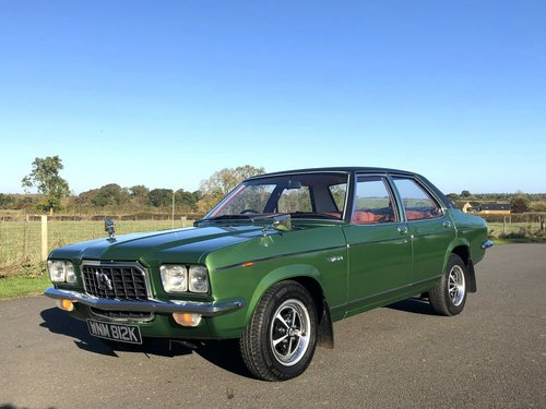 1972 Vauxhall Ventora FE. 3.3 Straight Six SOLD (picture 1 of 6)
