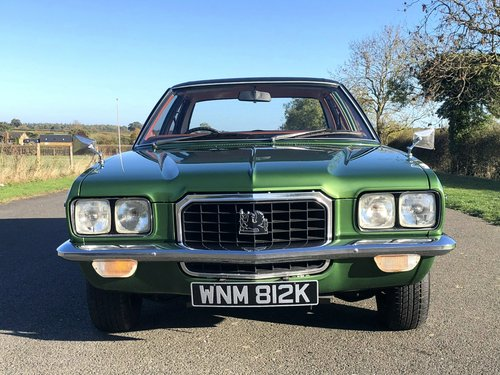 1972 Vauxhall Ventora FE. 3.3 Straight Six SOLD (picture 2 of 6)