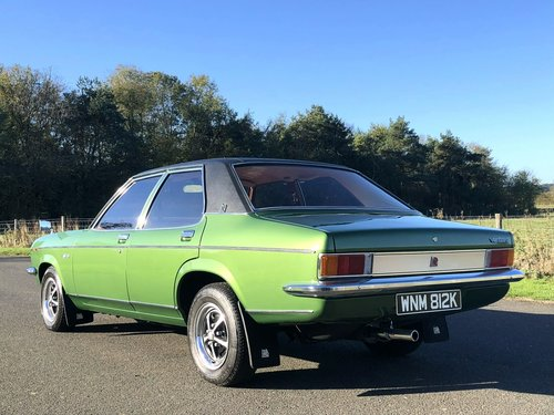 1972 Vauxhall Ventora FE. 3.3 Straight Six SOLD (picture 4 of 6)